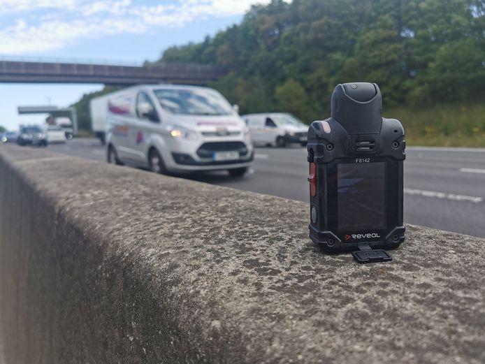 De Britse politie verzamelt bewijs tegen Britse 'rubberneckers'