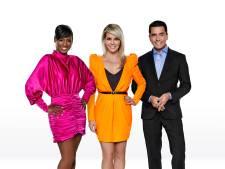 Edsilia, Jan en Chantal presenteren Songfestival: 'Ik hoefde niet na te denken'
