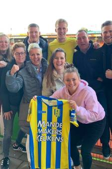 Voetbaldromen komen uit bij familie Meulensteen: 'Mooi om te zien dat ze allemaal op hun eigen manier in de sport terecht zijn gekomen'