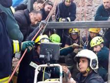 Kleine Julen (2) zit nog steeds in Spaanse put: reddingswerkers hopen vandaag op een doorbraak