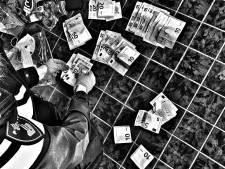 Vriendelijke man opgepakt met veel hennep en geld op zak