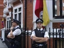 Assange toujours à l'ambassade d'Equateur
