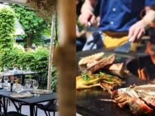 Caractère, la luxueuse terrasse éphémère autour du barbecue à découvrir cet été