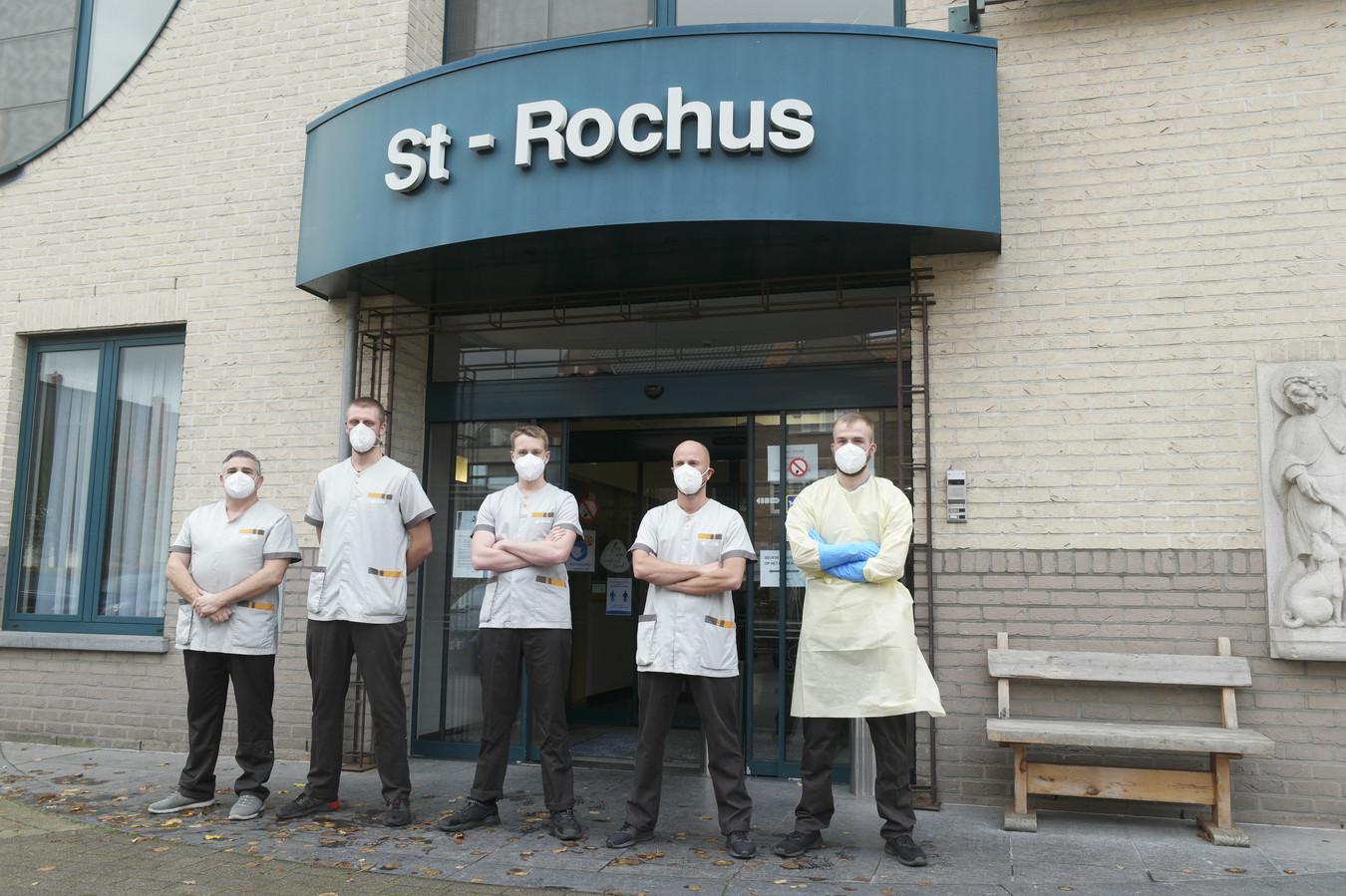 Woonzorgcentrum Sint-Rochus in Aarschot.