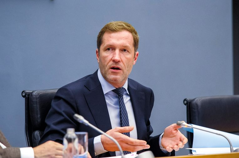 Waals minister-president Paul Magnette Beeld BELGA