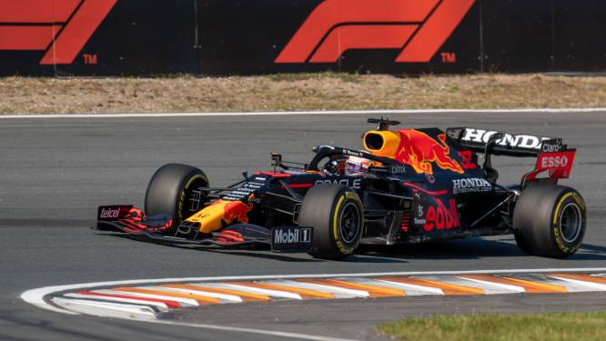 Verstappen wil op Monza strijd aangaan met Mercedes: 'Baan lijkt makkelijk, maar het is een heel lastig circuit'