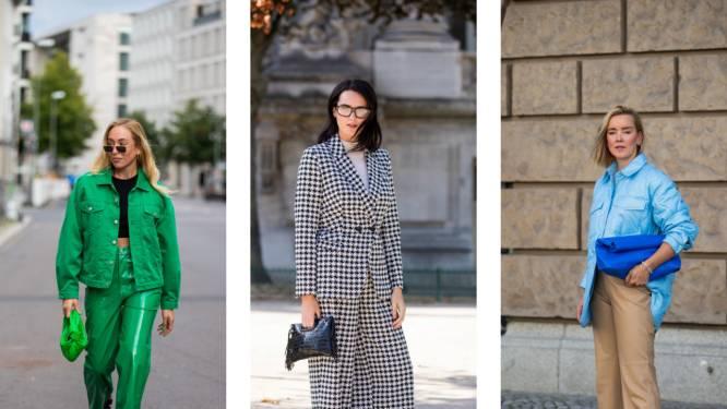 Dit zijn de trends voor het najaar: modekenner Hilde Geudens tipt enkele kledingstukken van Belgische makelij