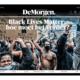 Black Lives Matter: hoe moet het verder? Lees vandaag de extra Digitale Editie van De Morgen