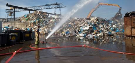 Afvalberg bij Ter Horst vrijdag 'hoogstwaarschijnlijk' weg