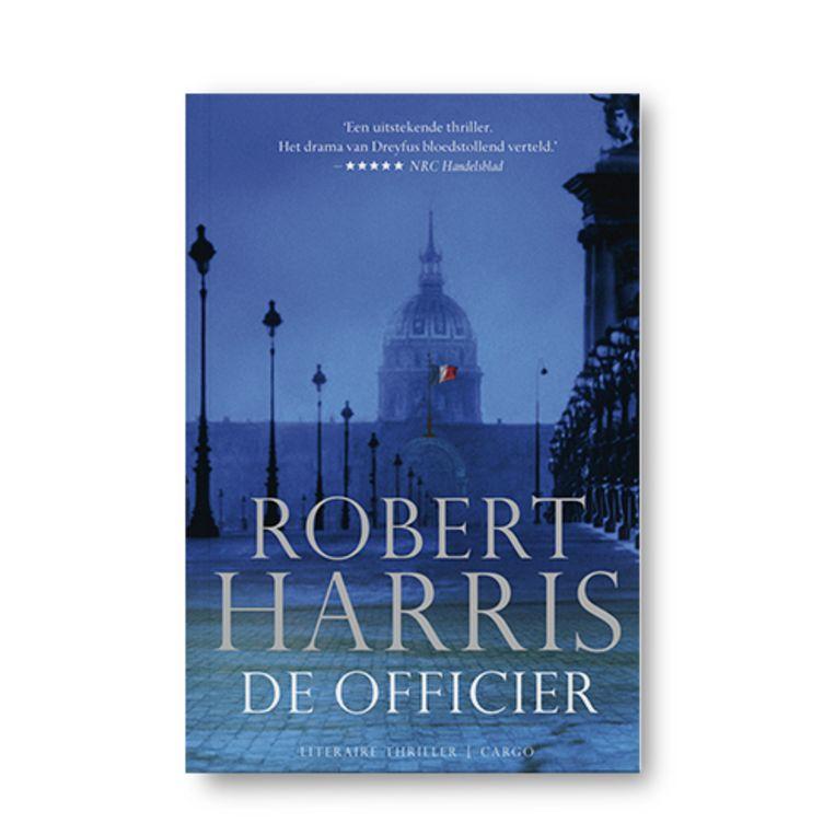 De officier - Robert Harris Beeld Uitgeverij Cargo