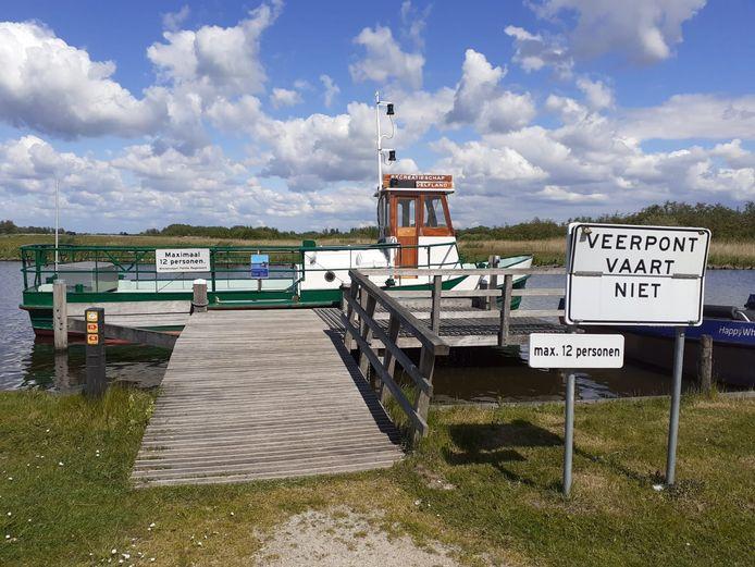 Veerpont De Kwakel.