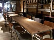 Goudse wijnbar volgt Spaanse traditie: 'pinchos reken je af met stokjes'