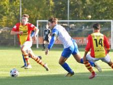Voetbaloverzicht: DTS'er Speelziek vloert koploper CSV Apeldoorn, Renswoude toont veerkracht tegen VRC