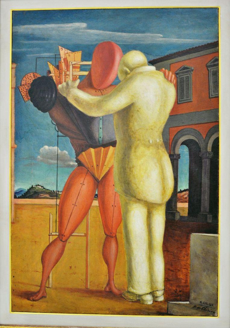 Il Figliol prodigo, 1922 Beeld Giorgio de Chirico