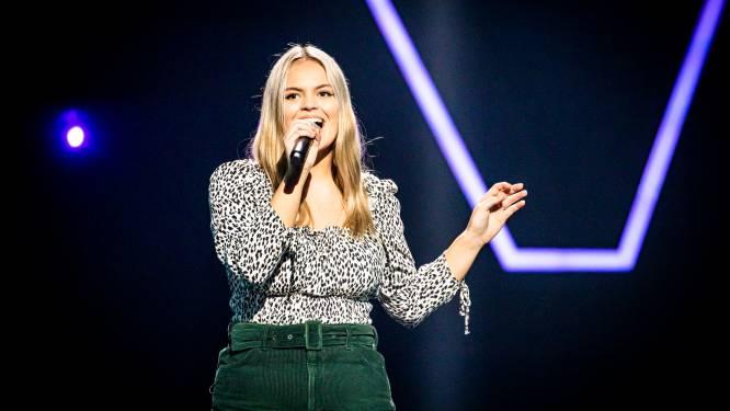 """Tini (20) in Blind Auditions van The Voice: """"Toen ik moest stoppen met dansen, vond ik een nieuwe passie: muziek"""""""
