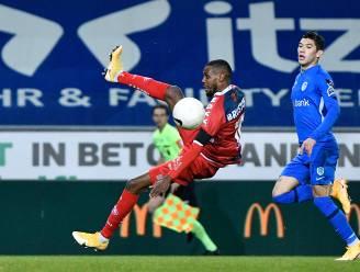 """Faïz Selemani komt weer aan de oppervlakte bij KV Kortrijk: """"2021 wordt belangrijk voor mij"""""""
