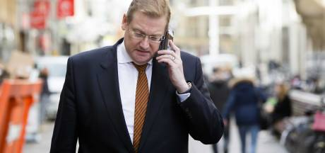 Oud-minister Van der Steur wordt informateur in Almere