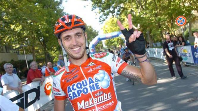 Italiaanse renner Fabio Taborre betrapt op doping