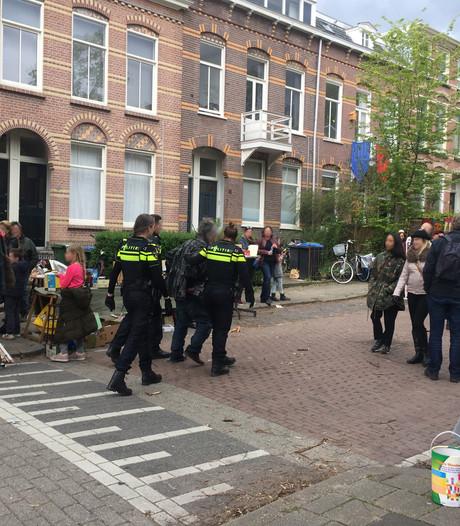 Vrouw opgepakt voor diefstal op kleedjesmarkt in Arnhem