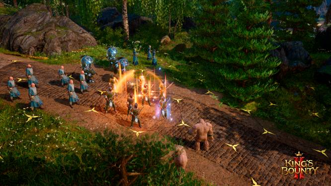 Waarom dertig jaar oude game 'King's Bounty' nu nog een sequel nodig had