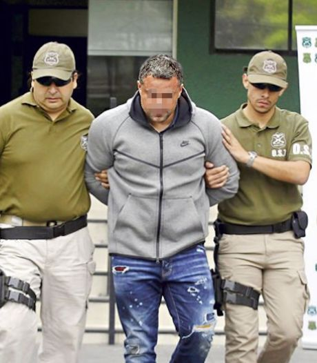 Voorzichtige drugscrimineel Rico de Chileen zou samenwerken met Ridouan Taghi