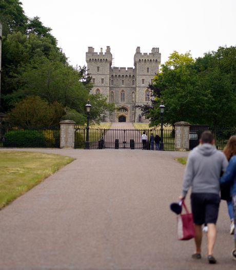 Windsor Castle gaat later deze maand weer open