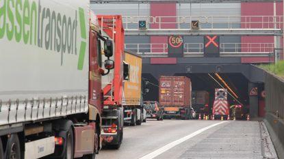 Liefkenshoektunnel slikt sinds daling tol zes keer meer vrachtwagens 's nachts