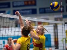 Ook vrouwen van Dynamo volgend seizoen in eredivisie volleybal