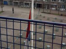 Vlaggen halfstok na schietpartij in Utrecht