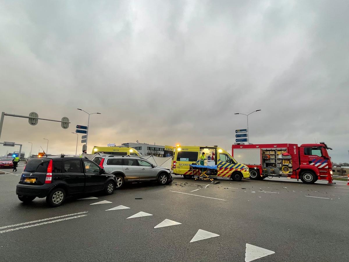 Een 72-jarige man uit Veen overleed bij het ongeluk.