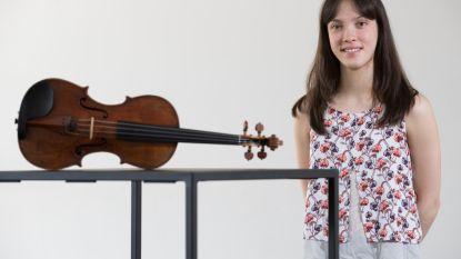 Belgische Sylvia Huang nog in strijd voor de finale van Koningin Elisabethwedstrijd voor viool