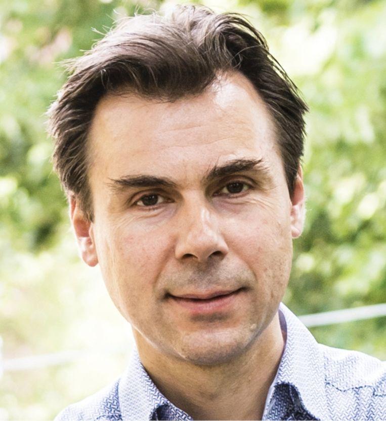 Patrick Willems. Beeld