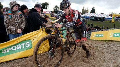 Viktor Vandenberghe redt in Ruddervoorde West-Vlaamse eer