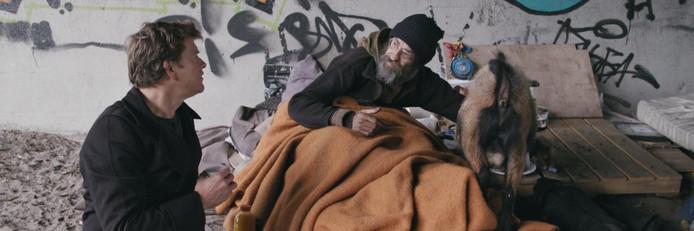 Beau geeft daklozen een huis in De Sleutel