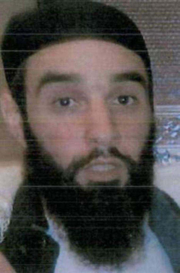 Op deze foto, die dateert van na zijn terugkeer uit Irak in 2012, zou Atar herkend zijn als 'chef' Abu Ahmed. Het jaar erna zou hij alweer vertrokken zijn naar het oorlogsgebied. Beeld Het Laatste Nieuws