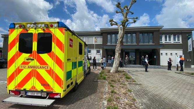 Gaslek door werken in Maasmechelen-centrum: evacuatie afgelopen