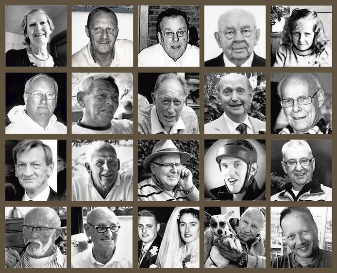 Q-koorts kostte in Nederland minimaal 74 personen het leven. Zoals de 21 mensen hierboven.