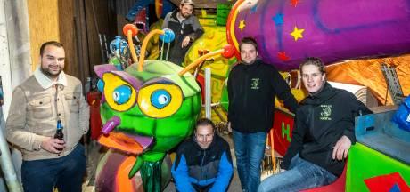 Geen optocht, maar een carnavaleske 'trip' in Son en Breugel