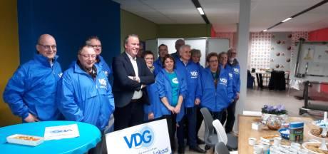 VDG vecht voor eerste stek bij eerste landelijke raadsverkiezingen sinds 2006