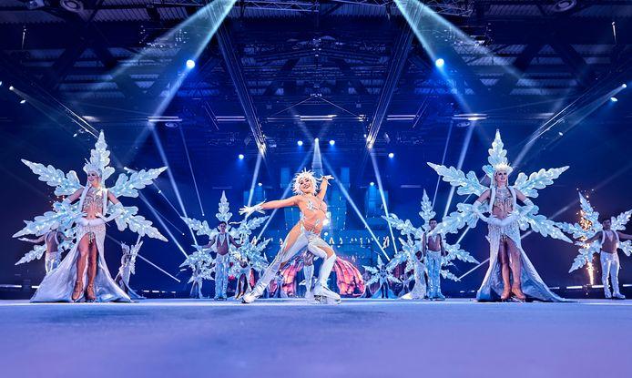Na een periode van bijna zeven jaar keert het vernieuwde Holiday on Ice terug naar Antwerpen met 'Supernova'