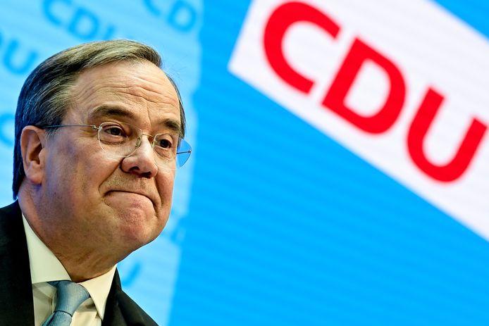 Armin Laschet sera le candidat de la droite allemande à la succession d'Angela Merkel en vue des élections de septembre.