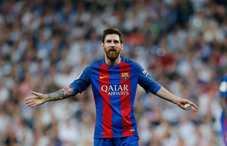 Lionel Messi. Beeld Photo News