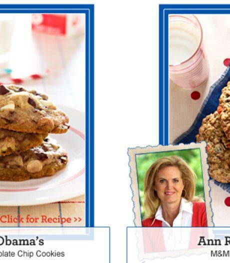 Les épouses Obama et Romney s'affrontent en cuisine