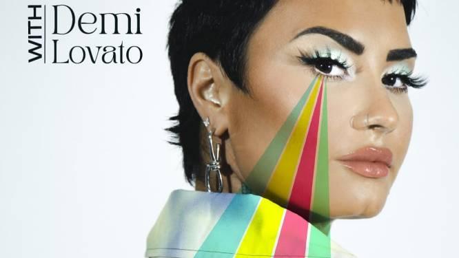Demi Lovato maakt podcast over identiteit en mentale gezondheid