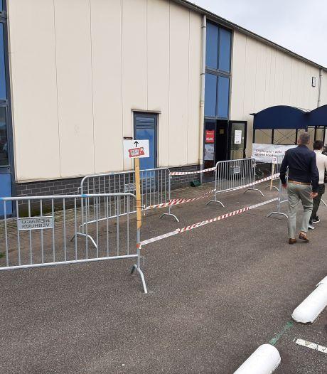 Duizenden mensen laten zich testen in Twente: niet uit coronavrees, maar voor toegang