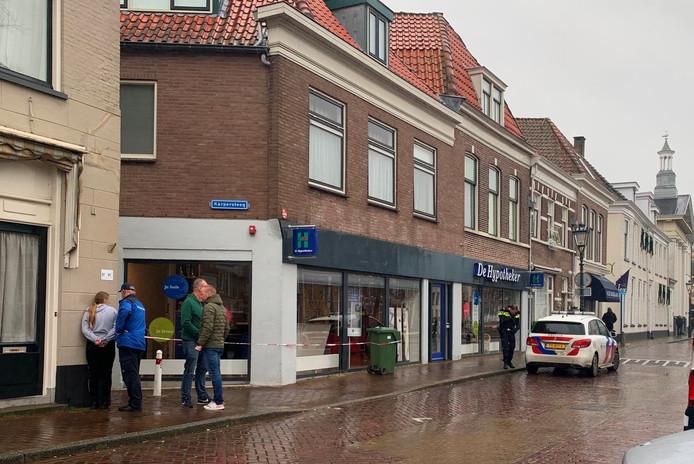 Vrijdagmiddag vond een steekincident in Kampen plaats.