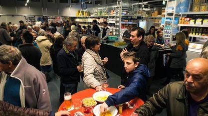 Vernieuwde Colruytwinkel opent vandaag opnieuw de deuren