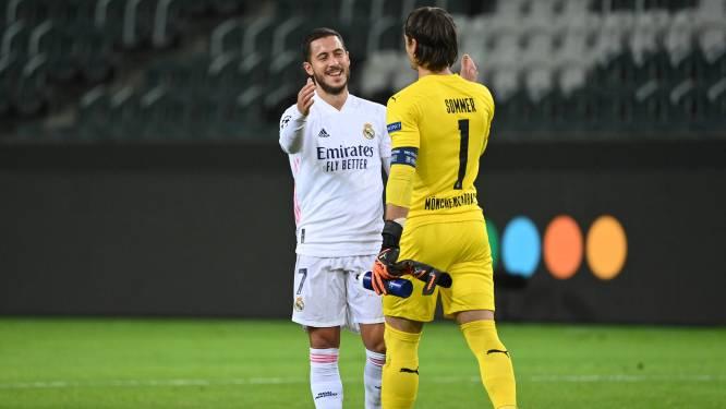 Hoera! Hazard voetbalt weer en oogt met invalbeurt van twintig minuten gretig in late comeback Real