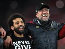 Real? Barça? Volgens Klopp is Salah gelukkig bij Liverpool