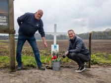 Schrik over verdwenen oorlogsmonument slaat om in waardering in Nijkerk